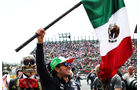 Sergio Perez - Formel 1 - GP Mexiko 2018