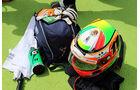 Sergio Perez - GP England 2014