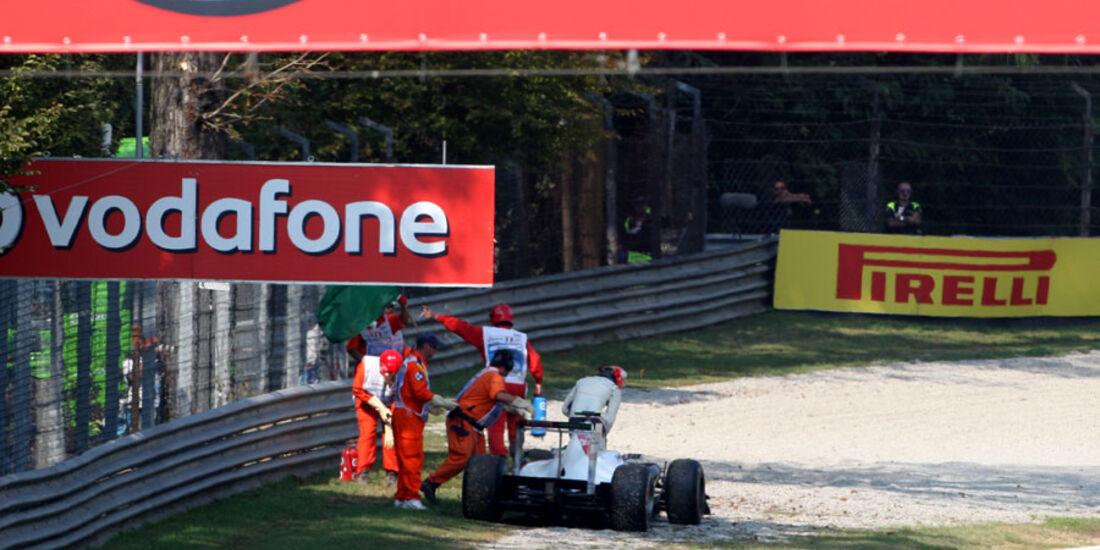 Sergio Perez GP Italien Monza 2011