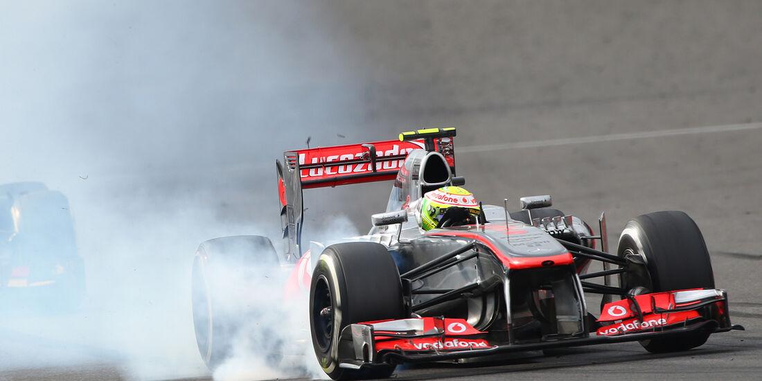 Sergio Perez - GP Korea 2013