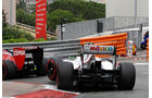 Sergio Perez - GP Monaco 2012