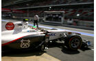 Sergio Perez GP Spanien 2011