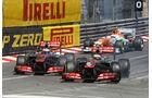 Sergio Perez - McLaren - Formel 1 - GP Monaco 2013