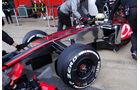 Sergio Perez - McLaren - Formel 1 - Test - Barcelona - 2. März 2013