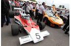 Sergio Perez - McLaren M23 - Goodwood 2013