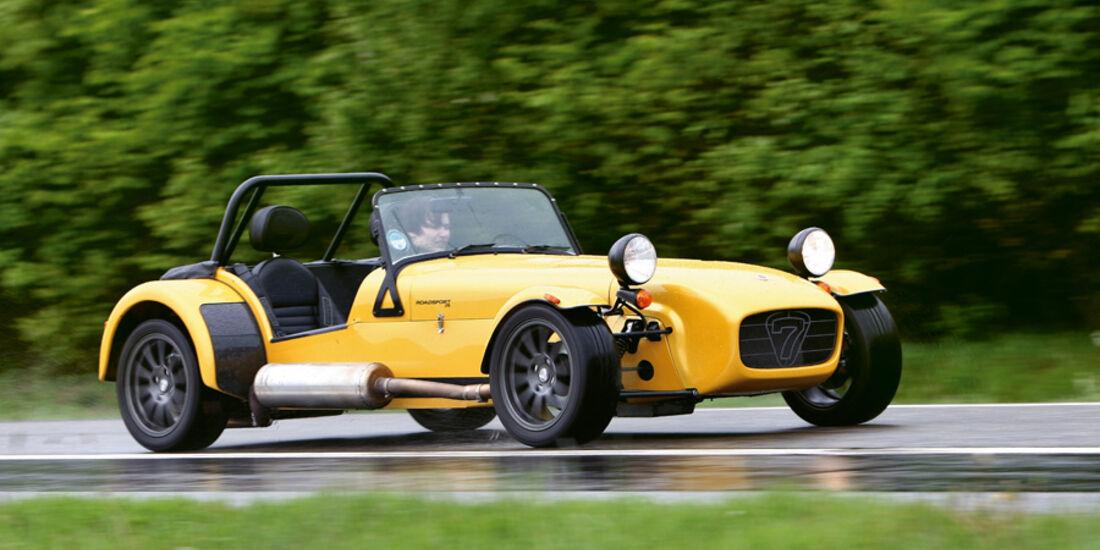 Serienfahrzeuge Cabrios bis 40 000 € - Caterham Roadsport 175
