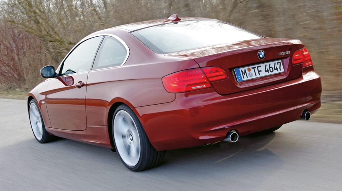 Serienfahrzeuge Coupés bis 80 000 € - BMW Alpina Biturbo B3 S Coupé