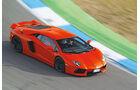 Serienfahrzeuge Supersportler - Lamborghini Aventador LP700-4