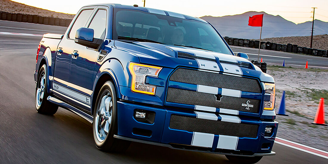 Shelby Ford F-150 Super Snake