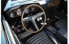 Shelby Mustang GT 500, Baujahr 1969, Cockpit