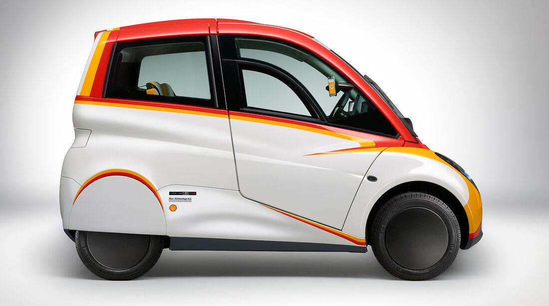 Shell City Car Concept Murray T.25