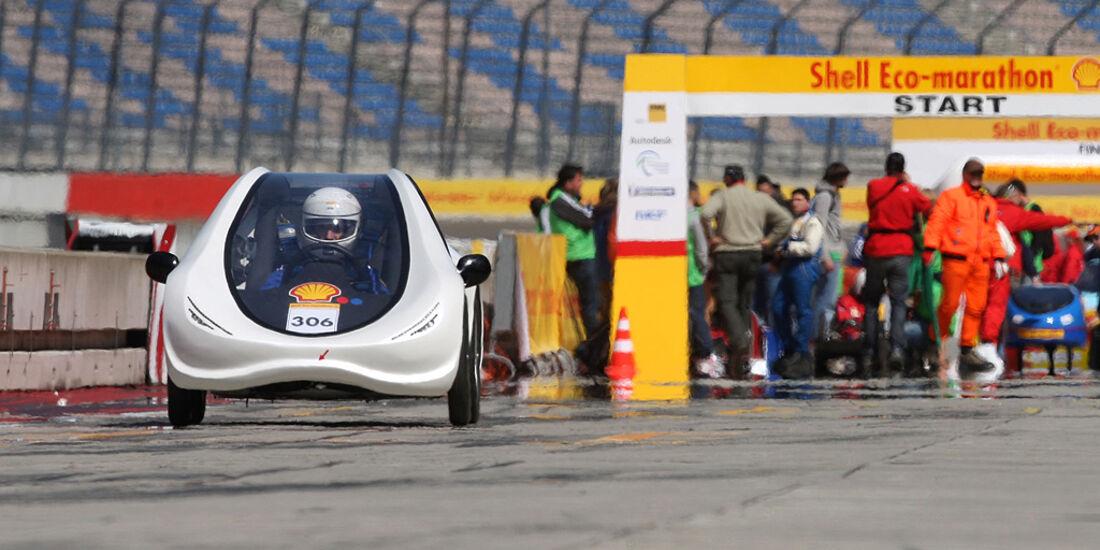 Shell Eco Marathon 2010