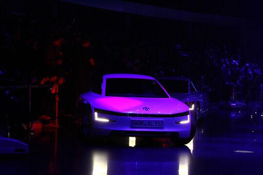 Show VW XL1