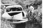 Sicherheitstechnik, Crashtest, Mercedes