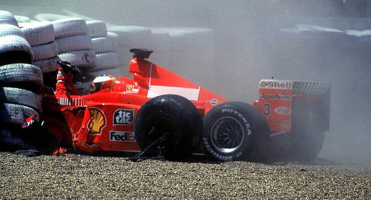 Silverstone Michael Schumacher
