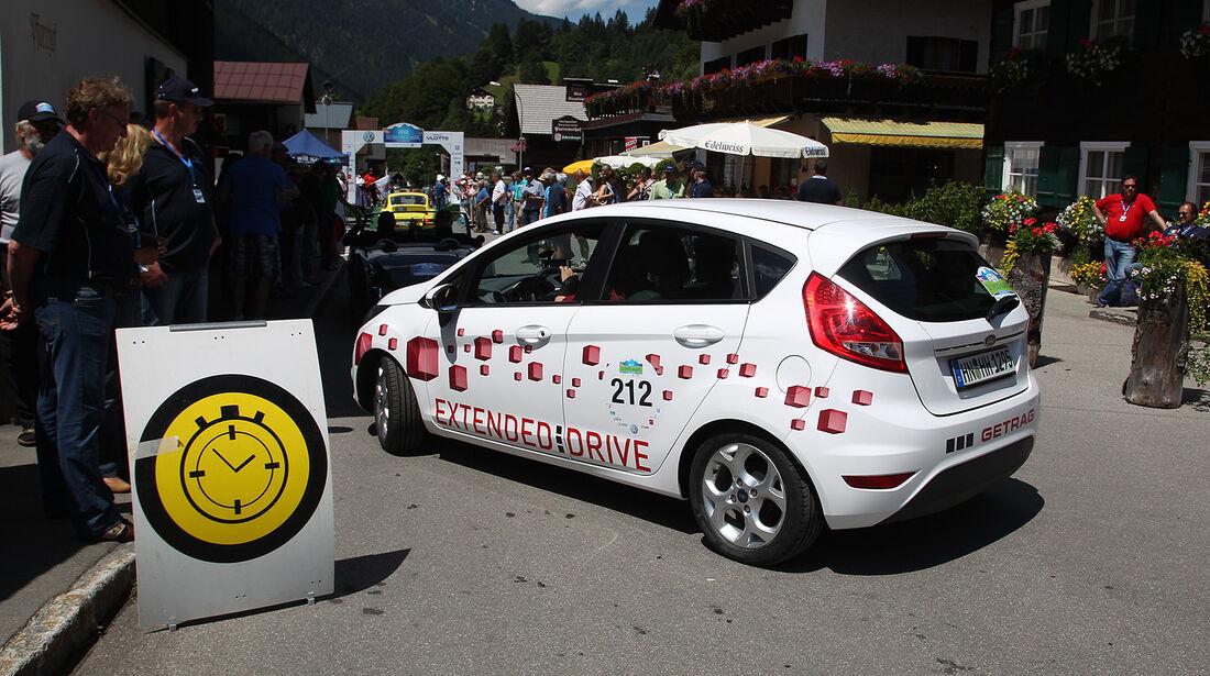 Silvretta E-Auto 2012