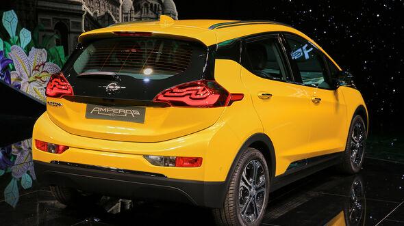 Sitzprobe Gerd Stegmaier Opel Ampera E