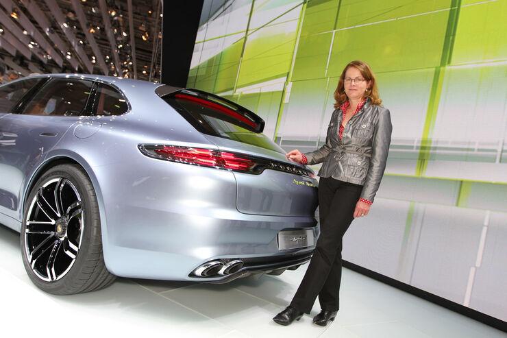 Sitzprobe Porsche Sport Turismo Paris 2012 Priemer