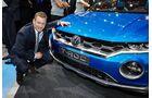 Sitzprobe VW T-Roc