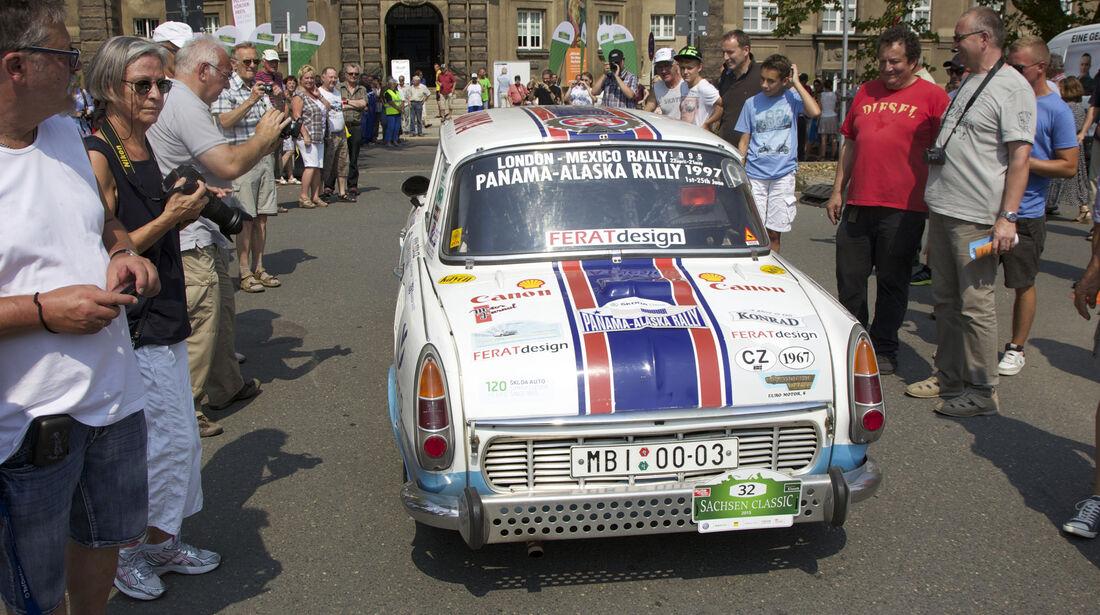 Skoda 1000 MB Rallye Sachsen Klassik