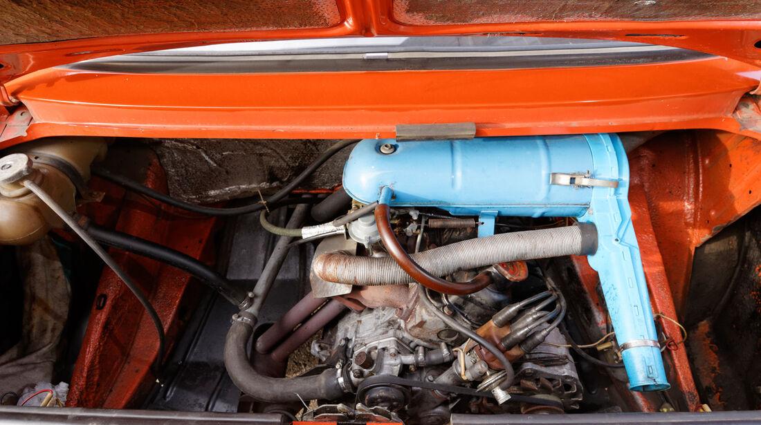 Skoda 105 L, Motor