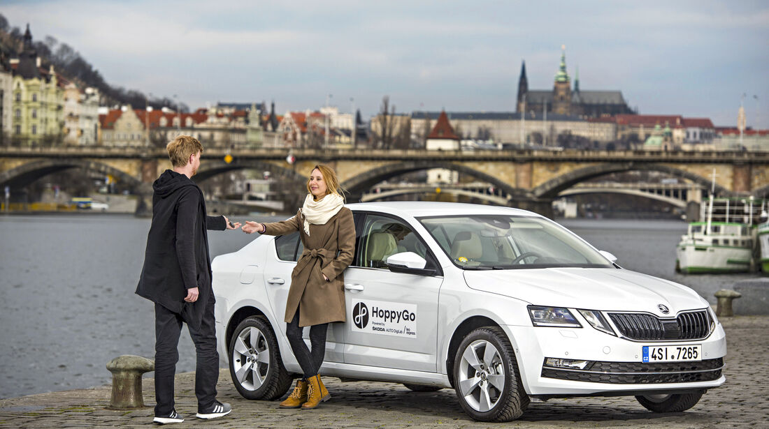 Skoda Connected Forschung