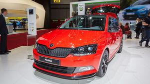 Skoda Fabia Monte Carlo - Kleinwagen - Genfer Autosalon 2015
