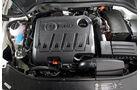 Skoda Superb Combi 2.0 TDI, Motor, Motorraum