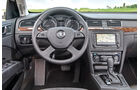 Skoda Superb Combi, Cockpit