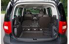 Skoda Yeti 2.0 TDI Greentec, Kofferraum