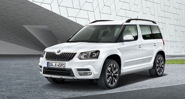 skoda yeti auto motor und sport. Black Bedroom Furniture Sets. Home Design Ideas