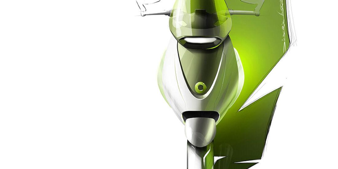 Smart Escooter, Elektroroller