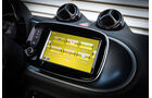 Smart Forfour Electric Drive, Display