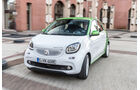 Smart Forfour Electric Drive, Frontansicht