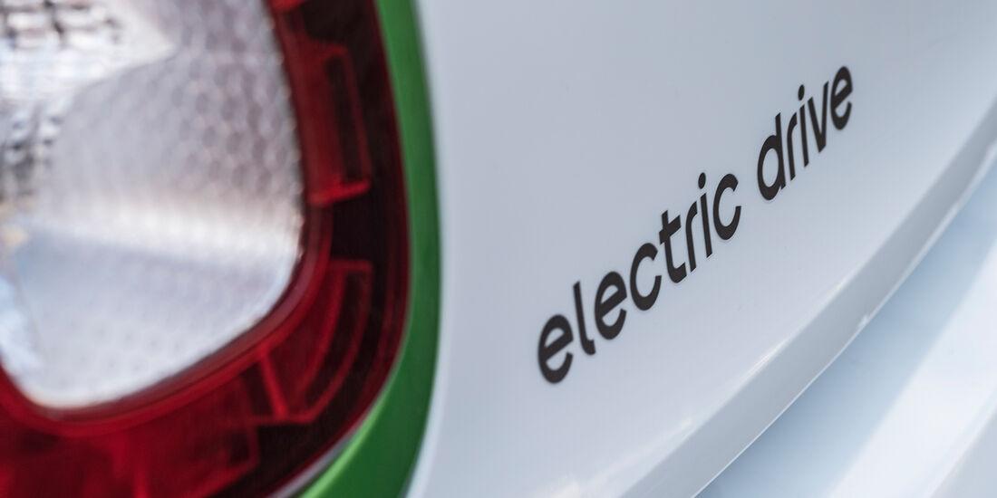 Smart Forfour Electric Drive, Typenbezeichnung
