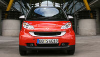 Smart Fortwo 1.0 rot