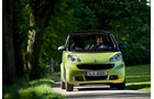 Smart Fortwo CDi, Frontansicht