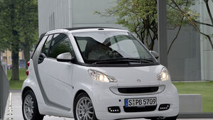 Smart Fortwo mhd