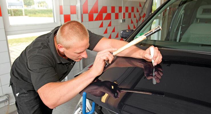Smart Repair, Karosseriearbeiten