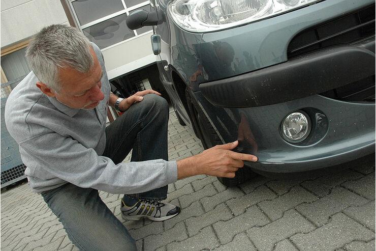 autopflege mit smart repair sprechstunde beim dellen doktor auto motor und sport. Black Bedroom Furniture Sets. Home Design Ideas