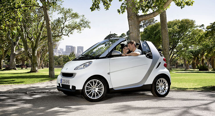 Smart fortwo 86 Gramm, 86g