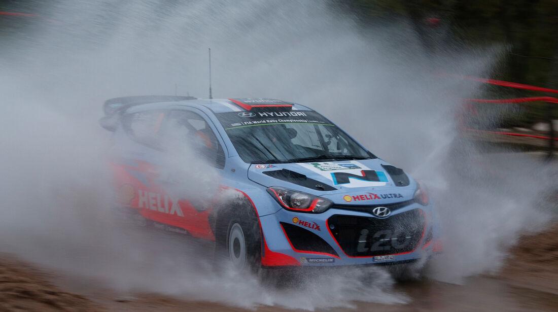 Sordo - Rallye Argentinien 2014 - WRC