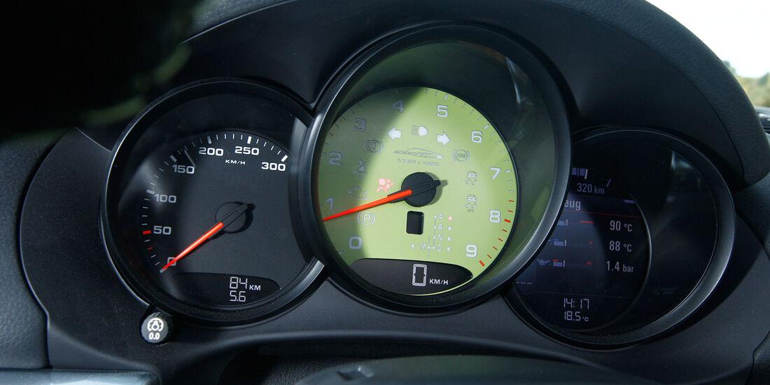 Speedart SP81-R, Rundinstrumente