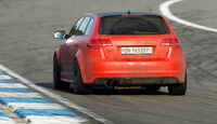 Sportec-Audi RS 470, Heckansicht