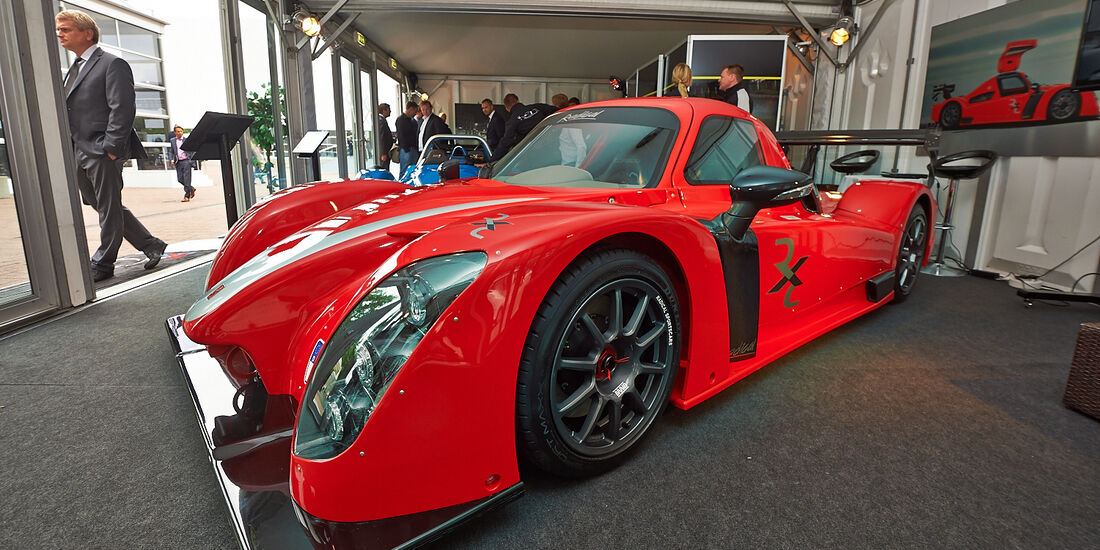 Sportwagen, Messe IAA Frankfurt 2013