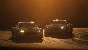 Sportwagen WM, Aston Martin, Ferrari