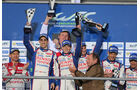 Sportwagen-Weltmeisterschaft (WEC) in Spa Toyota Podium