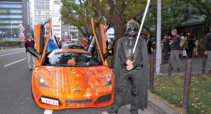 Sportwagenkult in Japan, Reportage, Impression