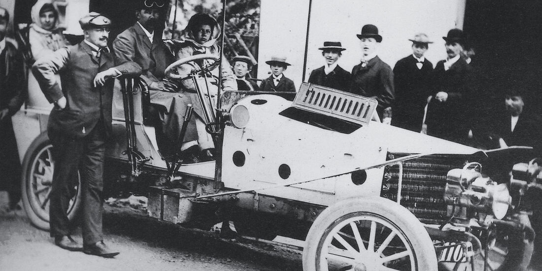 Spyker 60 hp, 1906