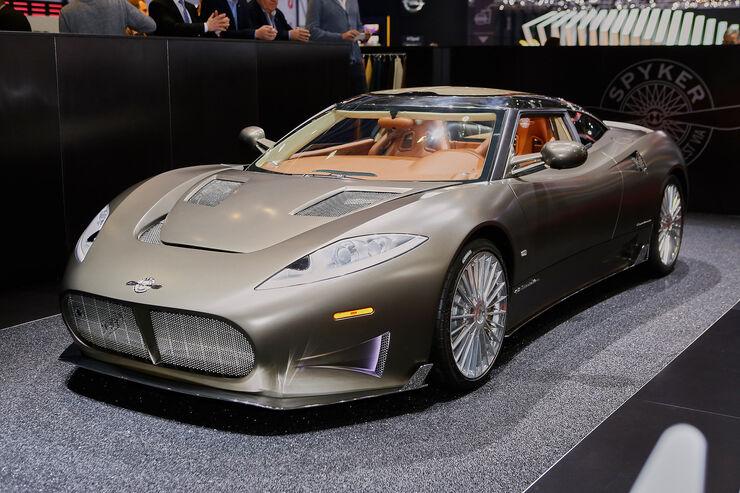 Spiker Sports Car